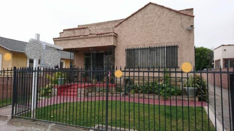 Los Angeles hard money loan on an apartment complex