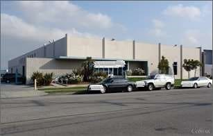Los Angeles Hard Money Loan on an industrial building