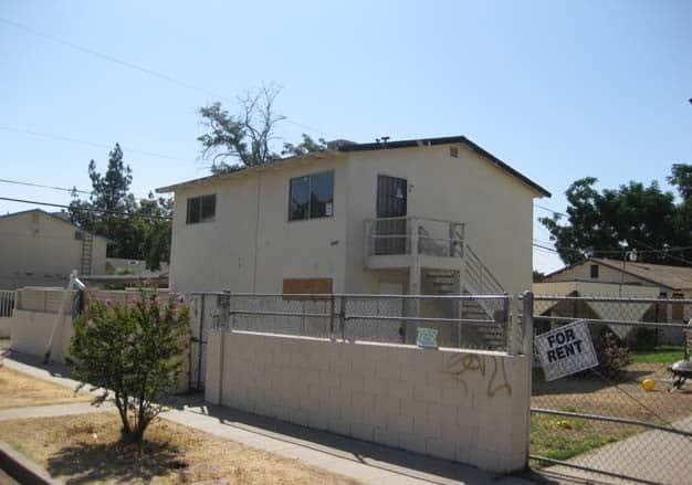 Hard Money loan on a triplex in Fresno California