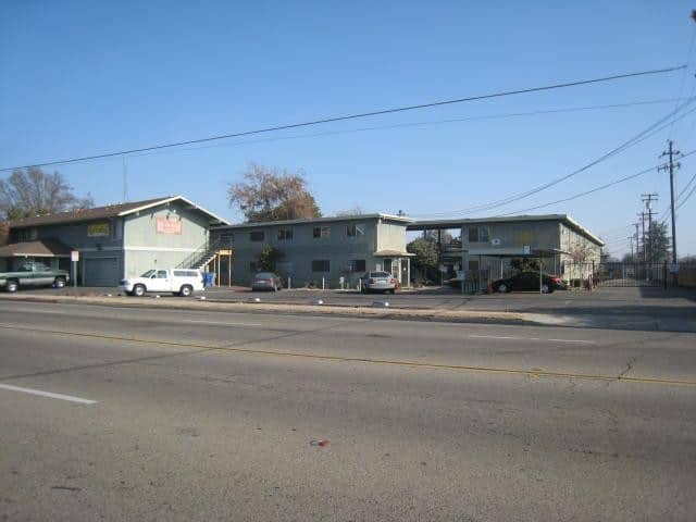 Hard Money loan on a 102 unit apartment complex in Fresno California