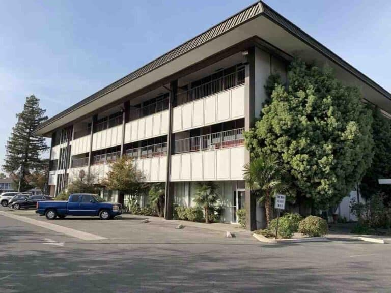 Hard Money purchase loan on an office building in Fresno California