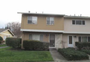 Hard Money 2nd on a townhouse in Mountain View California